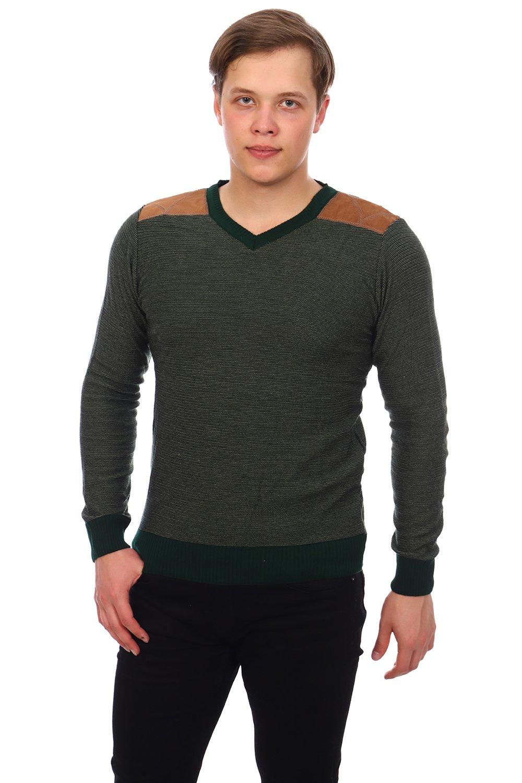Увеличить - ДЖЕМПЕР 3206 (зеленый)