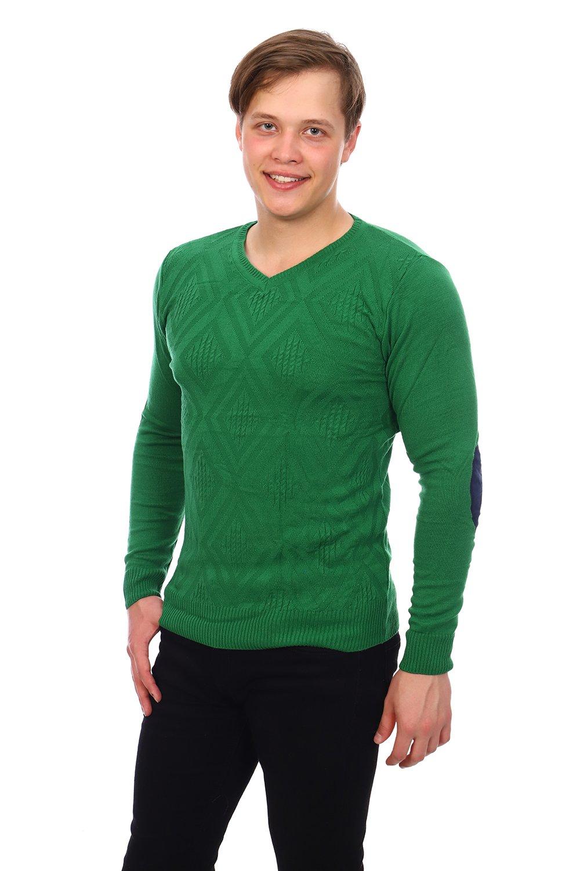 Увеличить - ДЖЕМПЕР 3129 (зеленый)