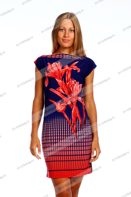 Увеличить - Платье Ирис