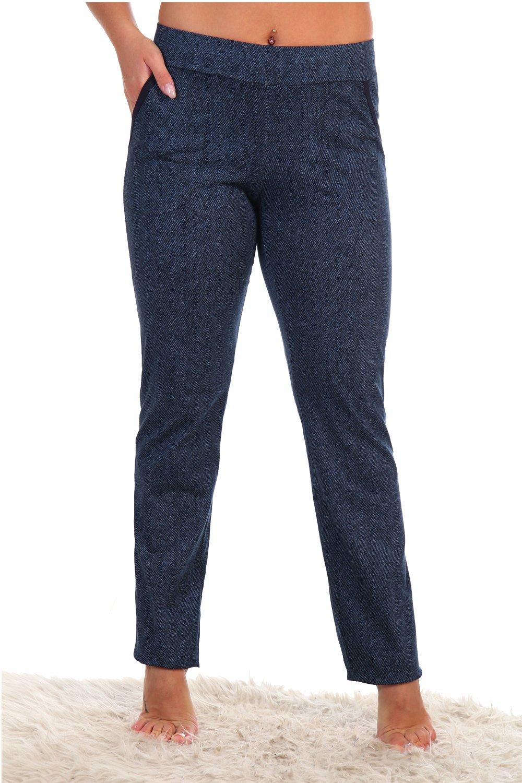 Увеличить - Брюки джинсовые