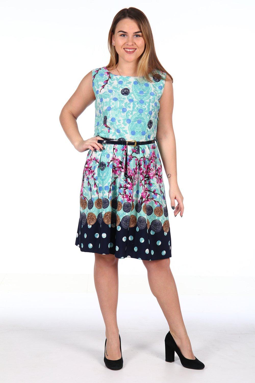 Увеличить - Платье 2351