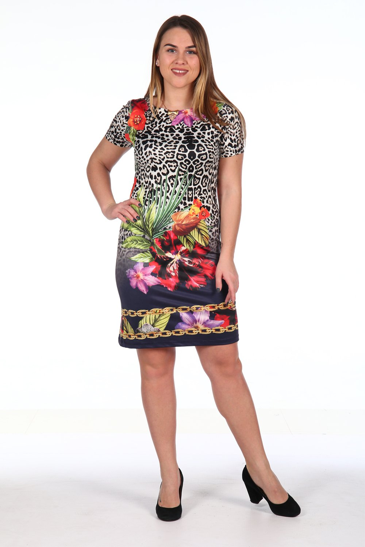 Увеличить - Платье №2305