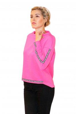 Толстовка 030 (ультра розовый)