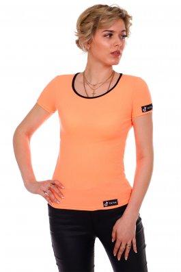 Футболка женская 306 (оранжевый)