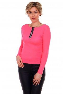 Лонгслив 033 (розовый)
