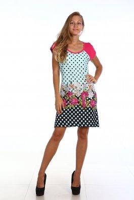 Платье  Роза