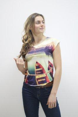 Блуза Женская № 003